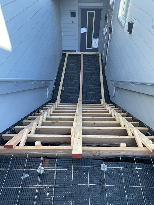 New Stair Cases